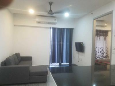 Gallery Cover Image of 730 Sq.ft 1 BHK Apartment for rent in Lodha New Cuffe Parade, Wadala East for 49000