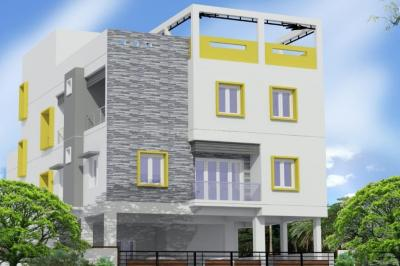 Gallery Cover Image of 963 Sq.ft 2 BHK Apartment for buy in Pallikaranai for 4622386