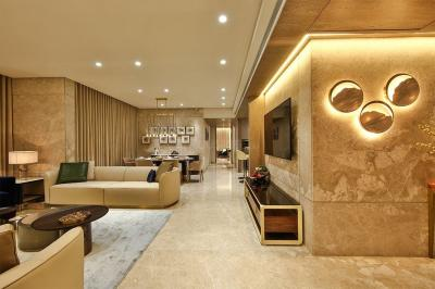 Gallery Cover Image of 2810 Sq.ft 4 BHK Apartment for buy in Thaltej for 16300000