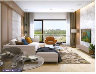 Gallery Cover Image of 544 Sq.ft 1 BHK Apartment for buy in Mahindra Alcove Wing A, Andheri East for 11100000