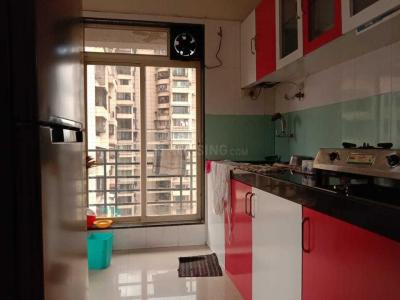 Gallery Cover Image of 1005 Sq.ft 2 BHK Apartment for rent in Kharghar for 18000