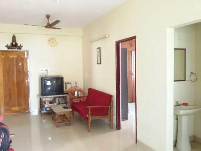 Gallery Cover Image of 1100 Sq.ft 2 BHK Apartment for rent in Saligramam for 17500