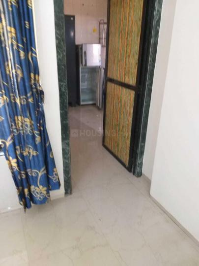 Living Room Image of 450 Sq.ft 1 RK Apartment for rent in Dahisar West for 14000