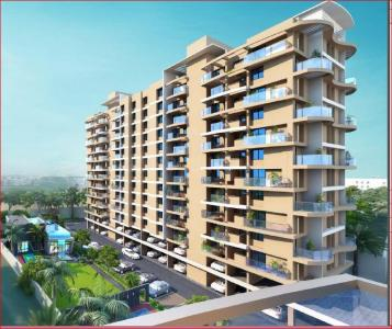 Gallery Cover Image of 645 Sq.ft 1 BHK Apartment for buy in Lohegaon for 3634541