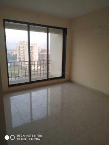 Gallery Cover Image of 680 Sq.ft 1 BHK Apartment for rent in Karanjade for 6500