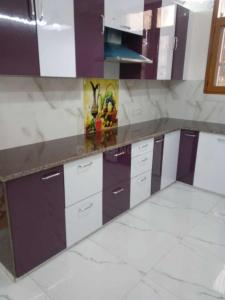 Gallery Cover Image of 1200 Sq.ft 3 BHK Independent Floor for buy in Niti Khand for 5000000