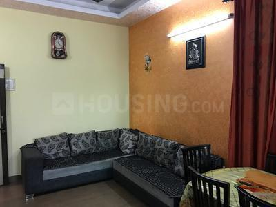Gallery Cover Image of 900 Sq.ft 2 BHK Independent Floor for rent in Niti Khand for 12000