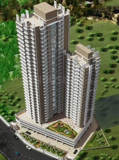 Building Image of 1750 Sq.ft 3 BHK Apartment for rent in Borivali East for 45000