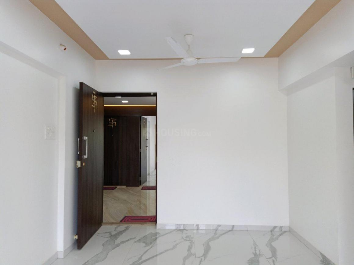 Living Room Image of 610 Sq.ft 1 BHK Apartment for rent in Undri for 12000