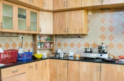 Kitchen Image of As7 Oasis Breeze Appartment in Kadugodi