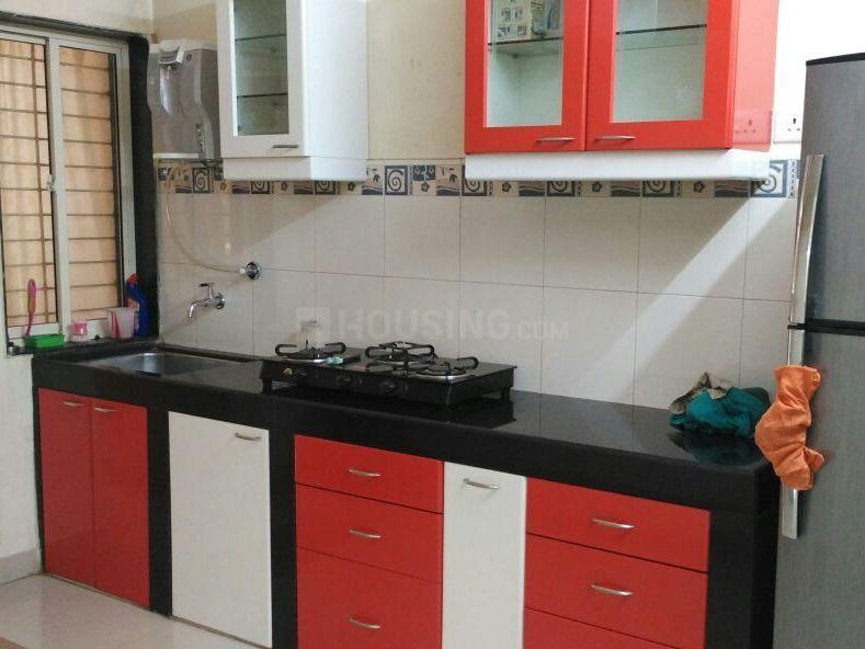 Kitchen Image of 3000 Sq.ft 3 BHK Independent House for buy in Bhalubasa for 10000000