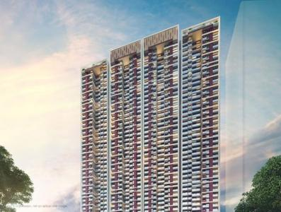 Gallery Cover Image of 785 Sq.ft 1 BHK Apartment for buy in Thane West for 7950000