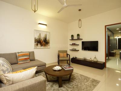 Gallery Cover Image of 1502 Sq.ft 3 BHK Apartment for buy in Casagrand ECR 14, Kanathur Reddikuppam for 7500000