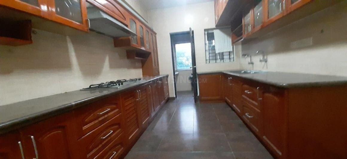 Kitchen Image of 1850 Sq.ft 3 BHK Apartment for rent in Thiruvanmiyur for 40000