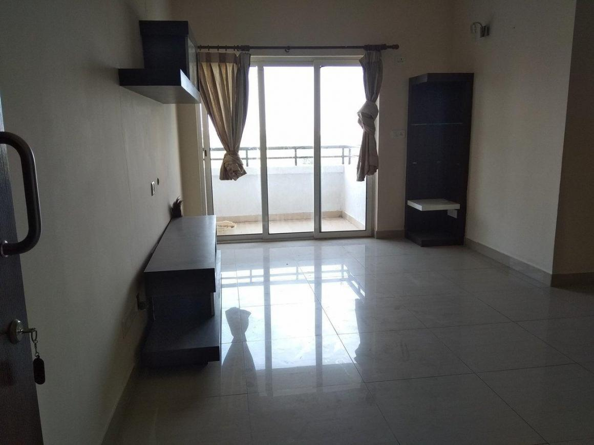 Living Room Image of 1250 Sq.ft 2 BHK Apartment for rent in Thoraipakkam for 23000