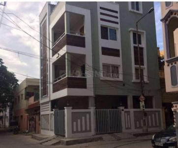 Gallery Cover Image of 800 Sq.ft 1 BHK Independent Floor for rent in Vijaya Nagar Colony for 13000