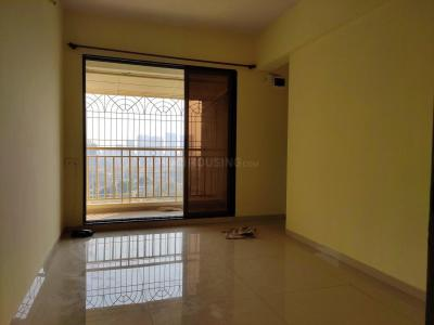 Gallery Cover Image of 695 Sq.ft 1 BHK Apartment for rent in Ghansoli for 15000