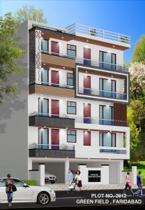 Gallery Cover Image of 2000 Sq.ft 3 BHK Independent Floor for rent in Sector 42 for 13500