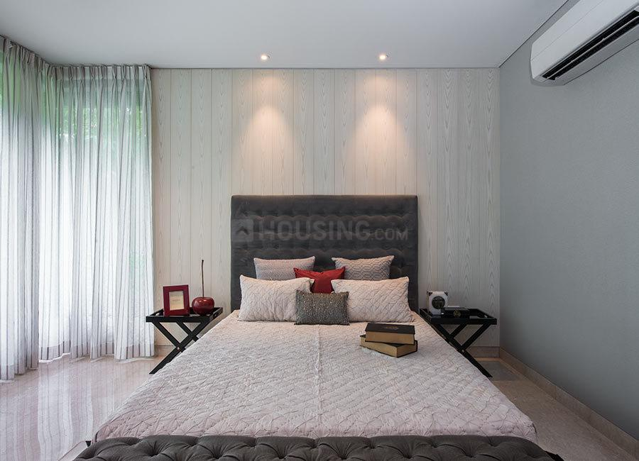 Bedroom Image of 886 Sq.ft 2 BHK Apartment for buy in Thane West for 9500000
