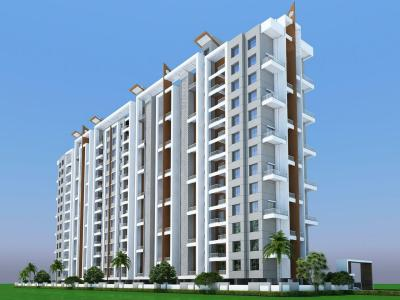 Gallery Cover Image of 680 Sq.ft 1 BHK Apartment for buy in Charholi Budruk for 3200000