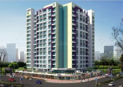 Gallery Cover Image of 1004 Sq.ft 2 BHK Apartment for buy in Kamothe for 9000000