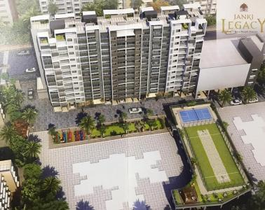 Gallery Cover Image of 757 Sq.ft 2 BHK Apartment for buy in Bhayandar West for 7800000