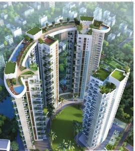Gallery Cover Image of 1690 Sq.ft 3 BHK Apartment for buy in Tangra for 11154000