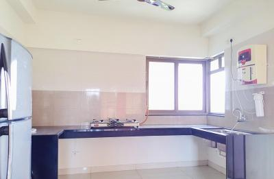 Gallery Cover Image of 1200 Sq.ft 3 BHK Apartment for rent in Wakad for 39000