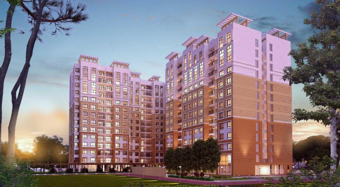 Building Image of 1106 Sq.ft 3 BHK Apartment for buy in Kannur for 5900000