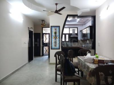 Gallery Cover Image of 900 Sq.ft 2 BHK Independent Floor for buy in Gyan Khand for 3150000