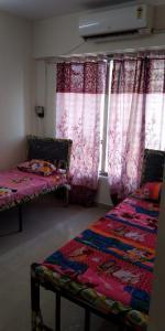 Bedroom Image of PG In Powai Vikhroli Bhandup in Powai