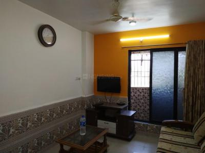 Gallery Cover Image of 650 Sq.ft 1 BHK Apartment for rent in Kopar Khairane for 25000