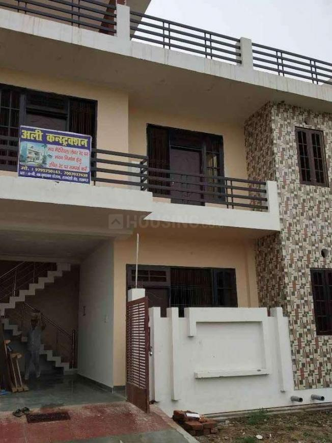 Building Image of 2000 Sq.ft 3 BHK Independent House for buy in Vrindavan Yojna for 6500000