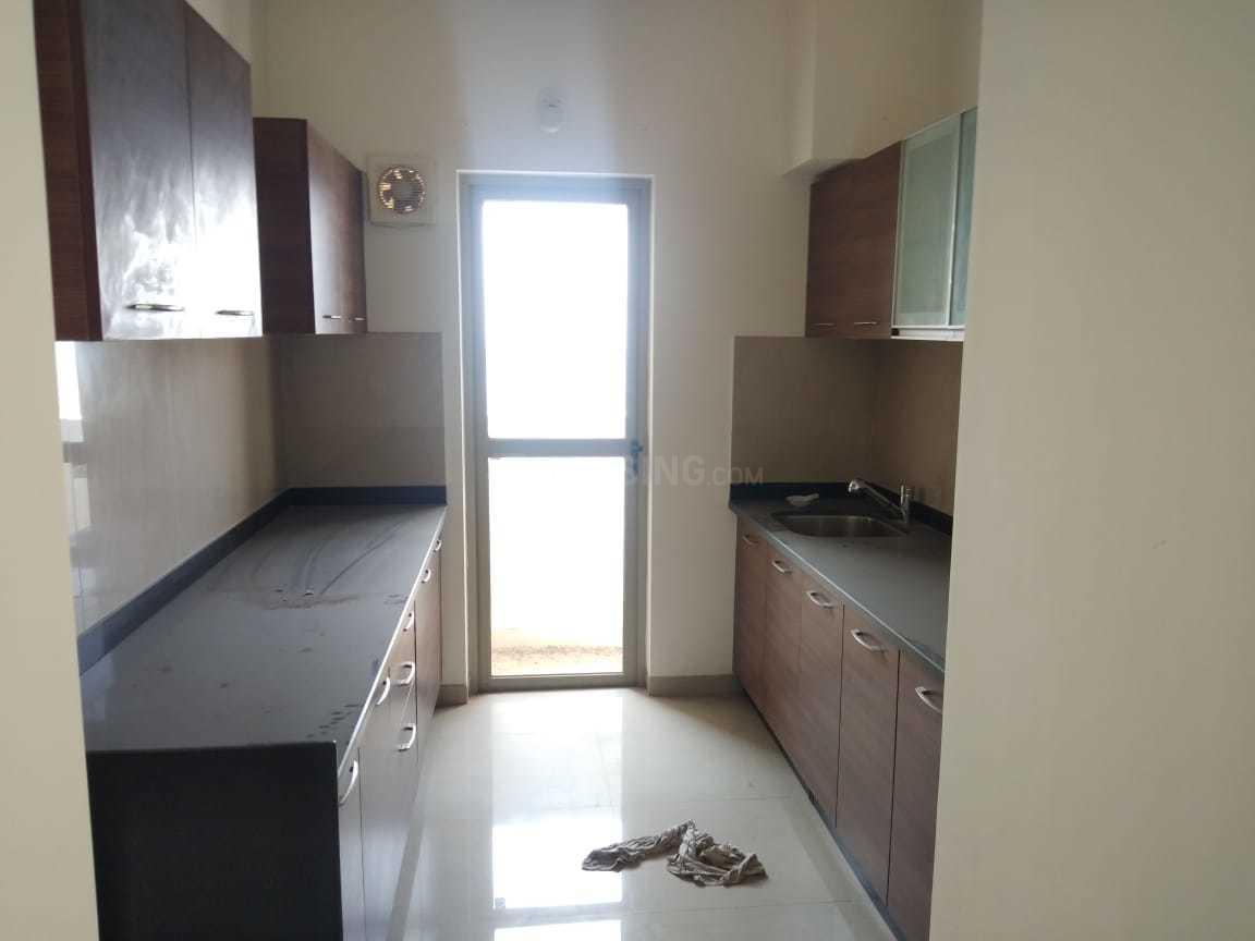 Kitchen Image of 747 Sq.ft 2 BHK Apartment for rent in Palava Phase 1 Nilje Gaon for 11000