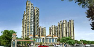 Gallery Cover Image of 1900 Sq.ft 3 BHK Apartment for rent in Apex Athena, Sector 75 for 22000