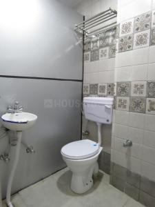 Bathroom Image of Comfort Stay in Paharganj