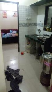 Kitchen Image of 560 Sq.ft 1 BHK Apartment for buy in Shree Manibhadra Heights, Nalasopara West for 2450000