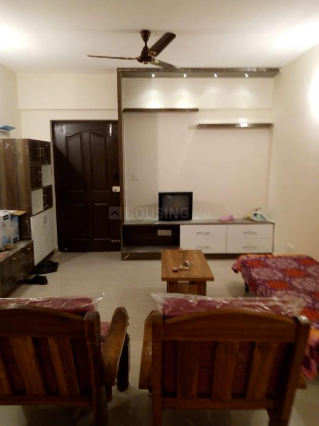 Living Room Image of 1500 Sq.ft 3 BHK Apartment for rent in Bommasandra for 20000