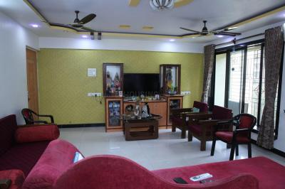 Gallery Cover Image of 1300 Sq.ft 3 BHK Apartment for rent in Thane West for 55000