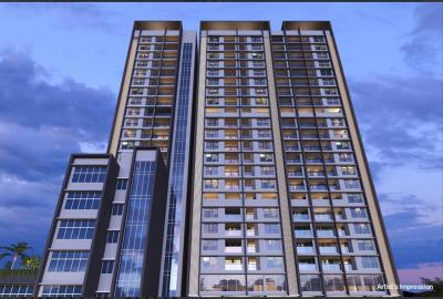 Gallery Cover Image of 1550 Sq.ft 2 BHK Apartment for buy in Dynamix Astrum, Malad East for 21500000
