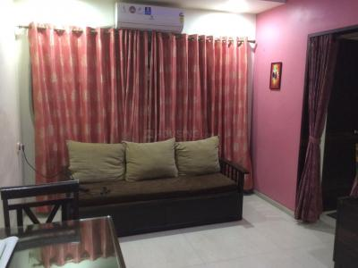 Gallery Cover Image of 650 Sq.ft 1 BHK Apartment for rent in Powai for 39000