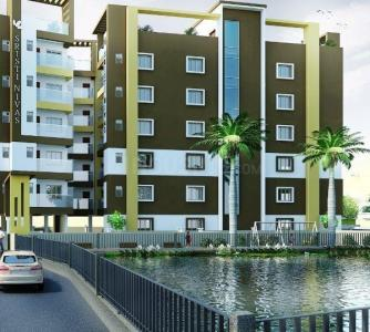Gallery Cover Image of 743 Sq.ft 2 BHK Apartment for buy in Mourigram for 1783200