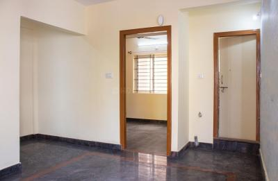 Gallery Cover Image of 400 Sq.ft 1 RK Independent House for rent in Hongasandra for 4500