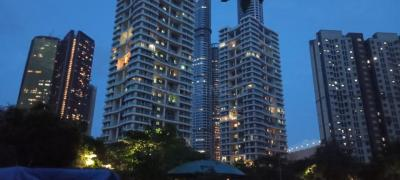 Gallery Cover Image of 1800 Sq.ft 3 BHK Apartment for rent in Ansal Heights, Worli for 125000