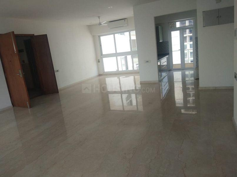 Living Room Image of 1400 Sq.ft 3 BHK Apartment for rent in Malad East for 52000