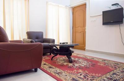 Living Room Image of PG 4642883 R. T. Nagar in R. T. Nagar