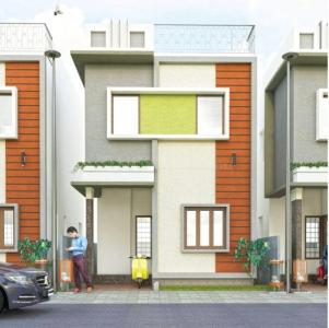 Gallery Cover Image of 1050 Sq.ft 2 BHK Independent House for buy in Madukkarai for 4300000