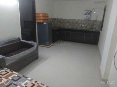 Gallery Cover Image of 800 Sq.ft 1 BHK Independent Floor for rent in Sector 52 for 22000