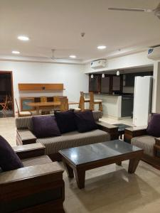 Gallery Cover Image of 2500 Sq.ft 3 BHK Apartment for rent in Total Environment Windmills of Your Mind, Whitefield for 70000
