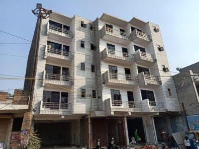 Gallery Cover Image of 540 Sq.ft 1 BHK Apartment for buy in Khanpur for 1380000